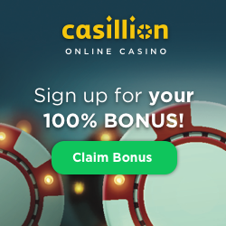 Play in Euro at Casillion Casino